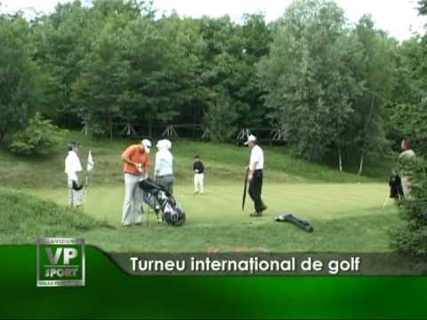 Turneu internaţional de golf