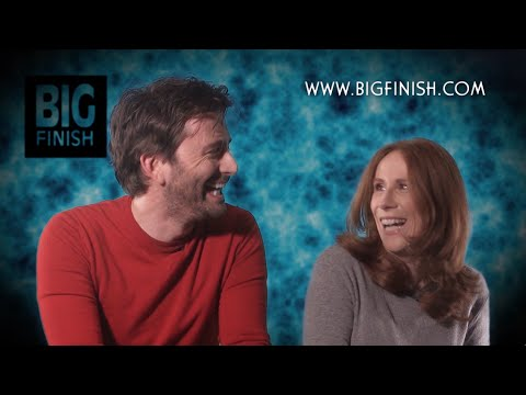 Big Finish Announce Tenth Doctor Adventures