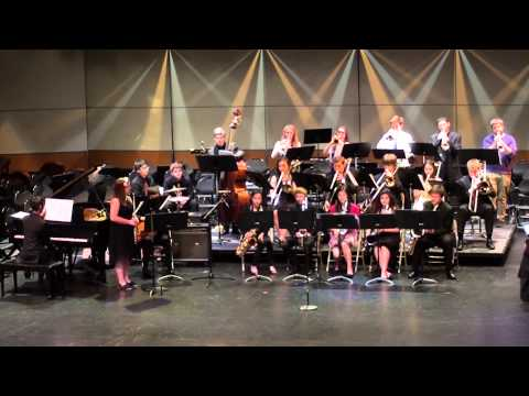 HM Jackson High School - Final Concert 2013-2014; Jazz I