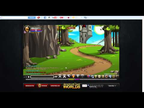 aqworlds how to get 5 rare weapons