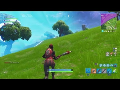 Insane Fortnite Trickshot! (Fortnite Battle Royal Highlights #5