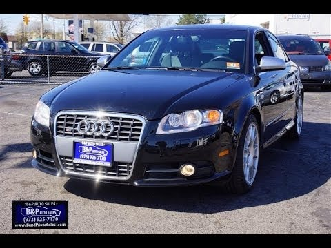 2006 Audi S4 4.2 V8 6 Speed Quattro
