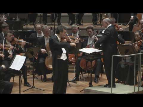 Elgar: Violin Concerto / Shaham · Zinman · Berliner Philharmoniker, David Zinman