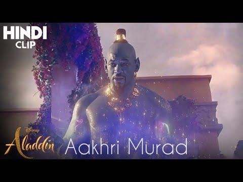 Aladdin ki Aakhri Murad - Ending Scene | Aladdin 2019 | Hindi HD