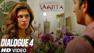 Raabta Dialogue Promo 4