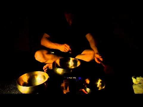 Tibetan Singing Bowl Studio Session 2 - Deep Sleep & Meditation