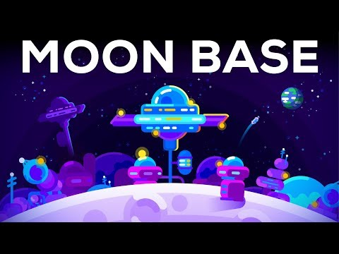 How We Could Build A Moon Base TODAY