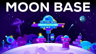Video How We Could Build a Moon Base TODAY – Space Colonization 1 MP3, 3GP, MP4, WEBM, AVI, FLV September 2018