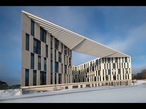 ILB-Neubau in Potsdams Mitte - Das Bauprojekt kommt zu einem erfolgreichen Abschluss, Juni 2017