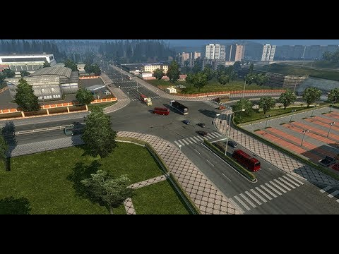Realistic traffic v4.1 by Rockeropasiempre for 1.28.x