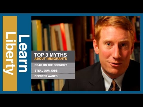 Top Three Myths about Immigration