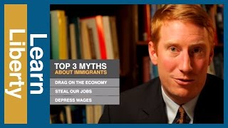 Top Three Myths about Immigration Video Thumbnail