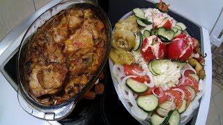 Leskovački Ordever & Hrskava piletina