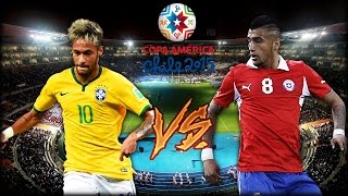 NEYMAR VS VIDAL COPA AMERICA BRAZIL - CHILE, neymar, neymar Barcelona,  Barcelona, chung ket cup c1, Barcelona juventus