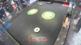 Kilobots 27 - Metroid Vs Chomper