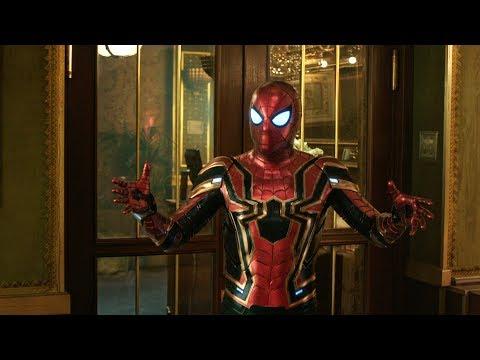 Spider-Man: Far From Home - Official Trailer (2019)   Tom Holland, Jake Gyllenhaal, Zendaya