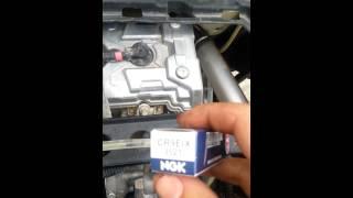 9. RZR 570 basic service/oil change pt.3