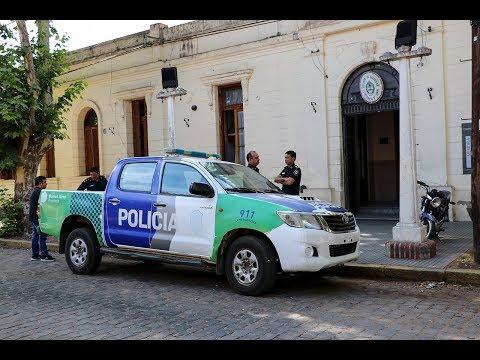 El Municipio entregó móviles reparados a dependencias policiales