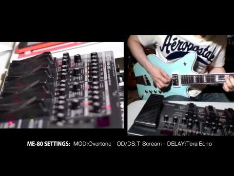 DON'T BUY Boss ME-80 or is it usable? (full Demo HQ)
