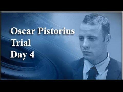 6 1 - The third State witness in paralympian Oscar Pistorius murder trial is cross-examined again by defence advocate Barry Roux as the trial enters its fourth day...