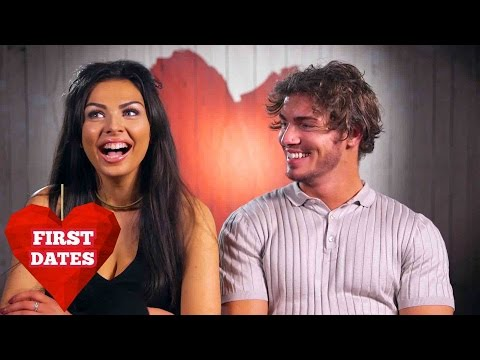 Should You Kiss On A First Date? | First Dates (видео)