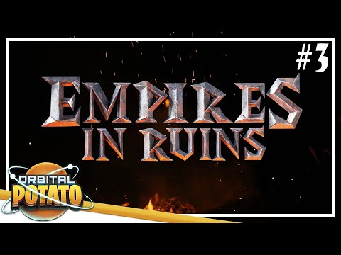 Enemy Empire - Empires In Ruins - 4X Tower Defence Strategy Game - Episode #3