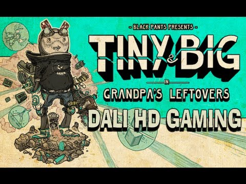 Tiny and Big: Grandpa's Leftovers (CD-Key, Steam, Region Free)