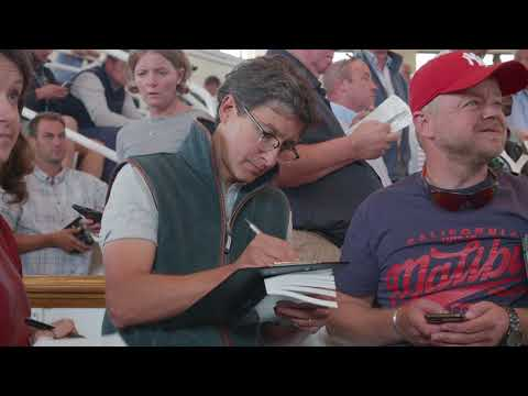 Tattersalls July Sale Day 1 2018