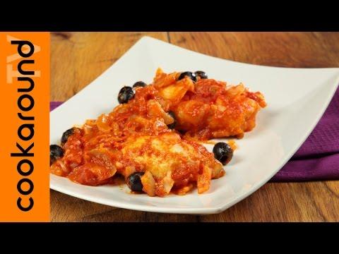 baccalà con le cipolle - ricetta facile