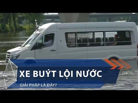 Xe buýt lội nước: Giải pháp là đây? | VTC1 - Thời lượng: 94 giây.