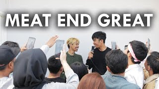 Video Tutorial Mengadakan Meet And Greet MP3, 3GP, MP4, WEBM, AVI, FLV Oktober 2018