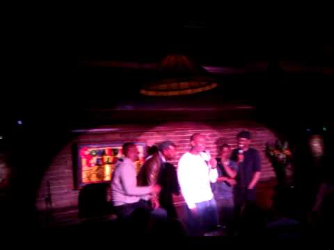 Rock,Chappelle,Hart,Wayans and Bellamy All On the SAme Stage CLASSIC