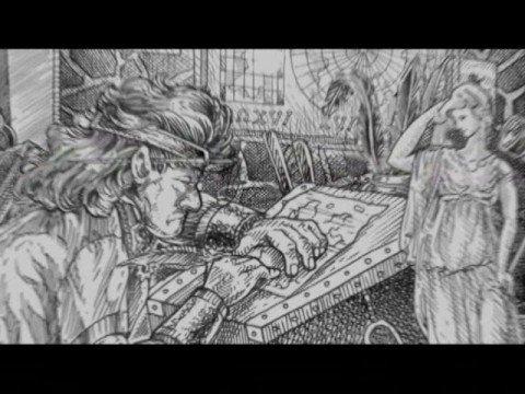 The Indigo King  James A. Owen  Book Trailer