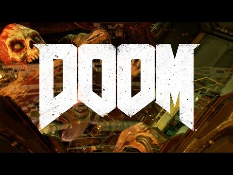 New  DOOM  Video Game Trailer
