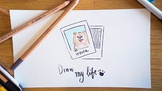 Video DRAW MY LIFE (Hyuna Pom) MP3, 3GP, MP4, WEBM, AVI, FLV Februari 2019