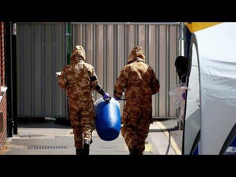 Βρετανία: Πέθανε η γυναίκα που είχε δηλητηριαστεί με Νόβιτσοκ…