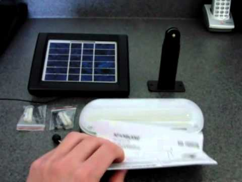 SPS Featured Product: Solarland LED Solar Light Kit
