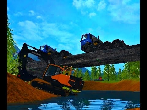 Bridge construction Material v0.1 beta