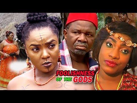 Foolishness of The Gods Season 1 - Chioma Chukwuka 2018 Latest  Nigerian Nollywood Movie Full HD