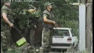 Dagbog nr10 KFOR 1 Kosovo 1999
