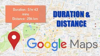 Find me here : Hello everyone, In this tutorial, I am explaining how you can calculate the distance between your current location...
