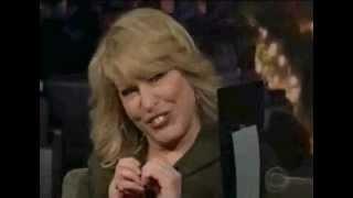 Bette Midler Does A Little Hocus Pocus For David Letterman 2006
