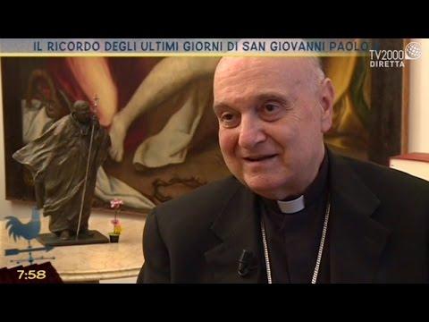 gli ultimi giorni di papa giovanni paolo ii