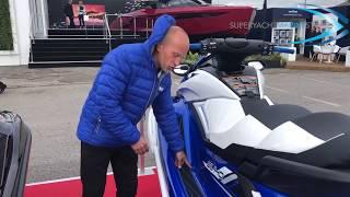 10. 2019 Yamaha SVHO Waverunner Footwell Drain System
