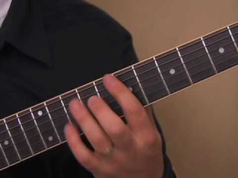 Super Easy Beginner Electric Guitar Song – American Woman – Main Riff –