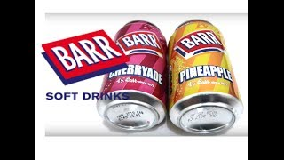 Snackinworld unboxing the Barr soft sparkling drink with cheeryade cheery flavoured sweet sparkling drink and pineapple flavoured sweet sparkling drink . Made in IrelandCheck out the snackin world blog for more details on Barr sparkling drink cherry and pineapple from Irelandhttp://snackinworld.blogspot.aeCheck out our Facebook pages of snackinworldhttps://www.facebook.com/snackinworldIf you like my videos PLEASE SUBSCRIBE & SHARE..!!!