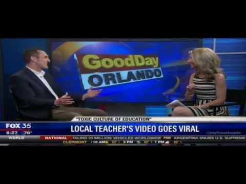 Algebra Teacher Joshua Katz talks