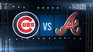 Video 6/11/16: Arrieta and Cubs' bats overwhelm Braves MP3, 3GP, MP4, WEBM, AVI, FLV Oktober 2017