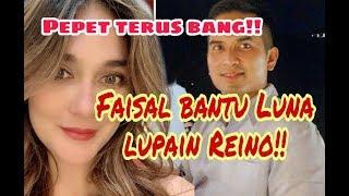 Video P!nternya! Faisal Nasimudin Pep3t terus Luna Maya! r4mput pirangnya makin memp3sona! MP3, 3GP, MP4, WEBM, AVI, FLV Juni 2019