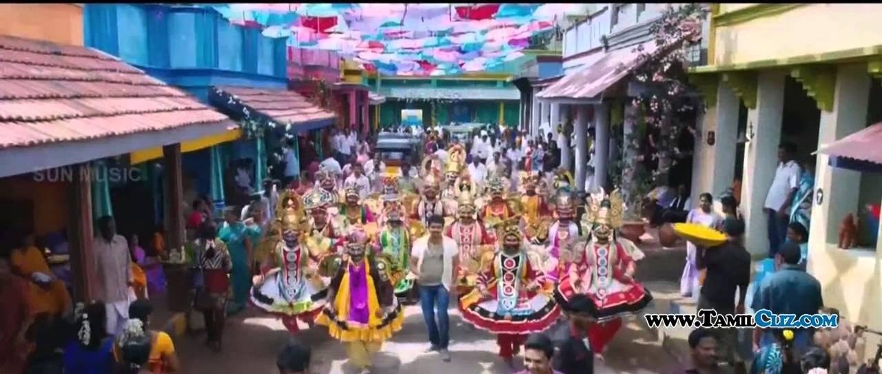 Verasa Pogayile HD Video Song From Jilla Tamil Movie